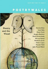 Poetry Wales 45.4, cover image